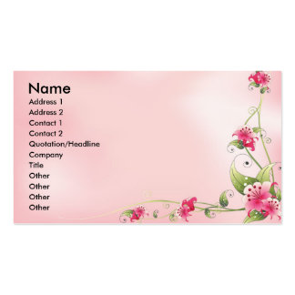 1 (4), Name, Address 1, Address 2, Contact 1, C... Business Card