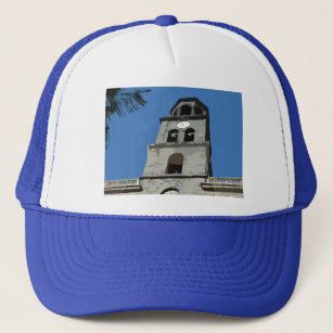 87874e174a801 Church Tower Towers Hats   Caps