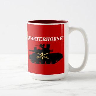 1/4th Cavalry M551 Sheridan Mug