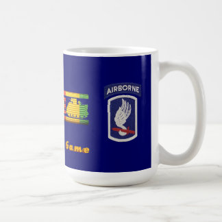 1/50th Inf., 173rd Airborne Inf. Bde. VSR Play the Classic White Coffee Mug