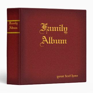 1.5 In Family Album Binder