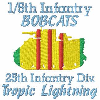 1/5th Inf. 25th ID VSM M113 ACAV Track Shirt