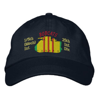 1/5th Infantry Vietnam M113 Track Embroidered Hat