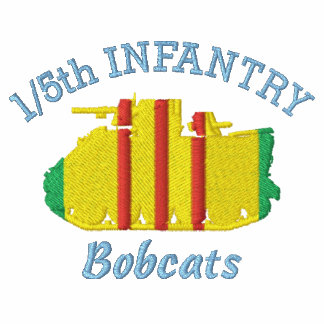 1/5th Infantry VSM M113 Embroidered Shirt