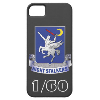 1/60TH NIGHT STALKERS iPhone SE/5/5s CASE