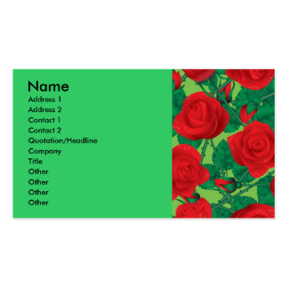 1 (63), Name, Address 1, Address 2, Contact 1, ... Business Card