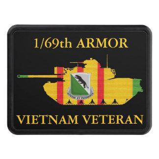 1/69o Cubierta del tirón de la armadura M48A3 Tapas De Tráiler