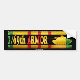 1/69th Armor M48A3 VSR Bumper Sticker