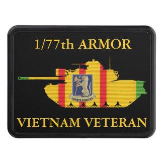 1/77o Cubierta del tirón de la armadura M48A3 Tapa De Tráiler