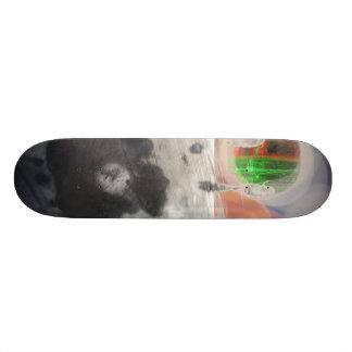 1/8th in G-minor Custom Skateboard