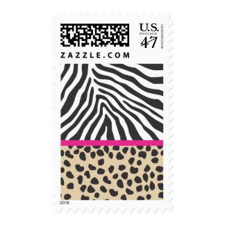1-985 Wild Mix Stamp