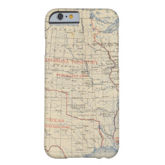 1 Accessions of territory Barely There iPhone 6 Case
