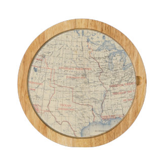 1 Accessions of territory Cheese Board