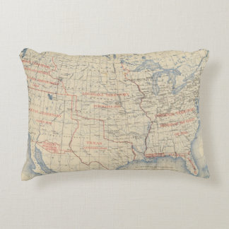 1 Accessions of territory Decorative Pillow