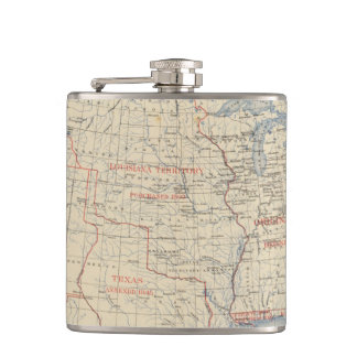 1 Accessions of territory Flask
