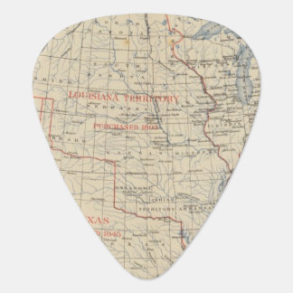1 Accessions of territory Guitar Pick