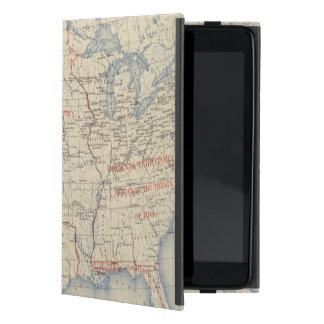 1 Accessions of territory Case For iPad Mini