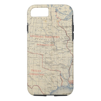 1 Accessions of territory iPhone 7 Case