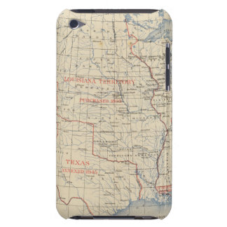 1 Accessions of territory iPod Touch Cover