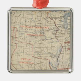 1 Accessions of territory Metal Ornament