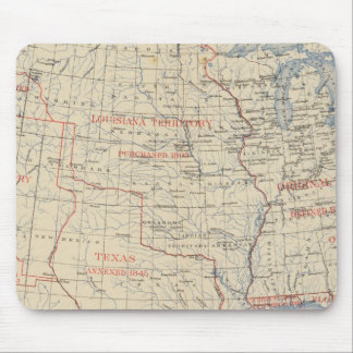 1 Accessions of territory Mouse Pad