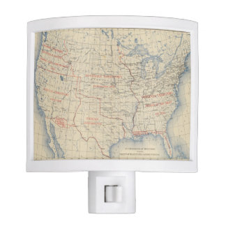 1 Accessions of territory Night Light