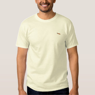 """1"""" Airplane Embroidered T-Shirt"""