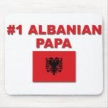 #1 Albanian Papa Mouse Pads