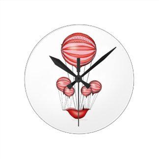 1) alone - tony fernandes round clock