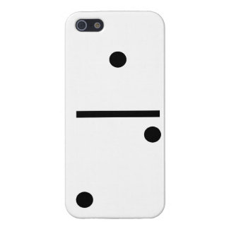 1 and 2 Dominos Design case Case Savvy iPhone 5
