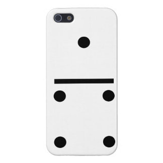 1 and 4 Dominos Design case Case Savvy iPhone 5