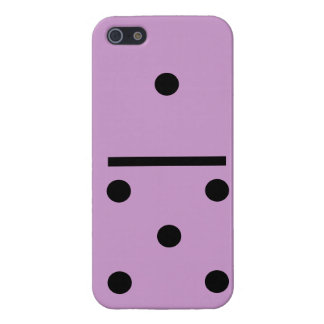 1 and 5 Dominos Design case Case Savvy iPhone 5