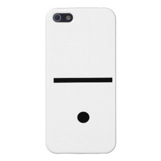 1 and blank Dominos Design case Case Savvy iPhone
