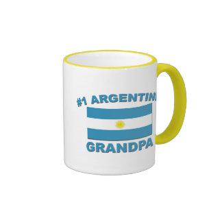#1 Argentine Grandpa Coffee Mug
