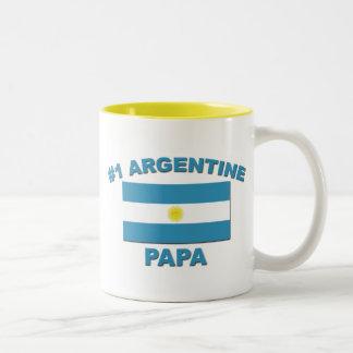 #1 Argentine Papa Coffee Mug