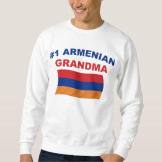 #1 Armenian Grandma Pullover Sweatshirt