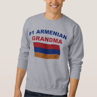 #1 Armenian Grandma Sweatshirt