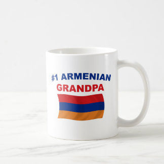 #1 Armenian Grandpa Coffee Mug