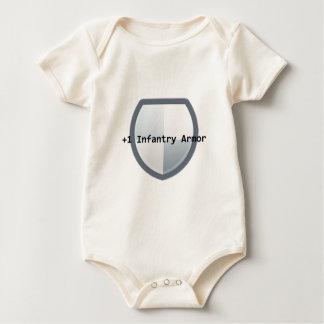 +1 Armor Baby Organic) Baby Bodysuit