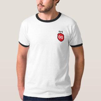 1 Athlete number 000 SAMPLE Shirt