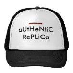1, aUtHeNtiC RePLiCa Trucker Hat
