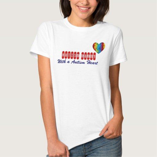 #1 Autism Mommy Awareness  Shirt