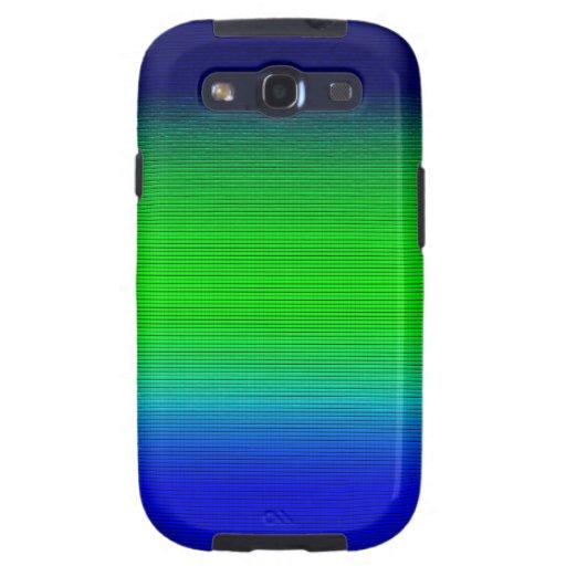 #1 azul y verde galaxy s3 cobertura