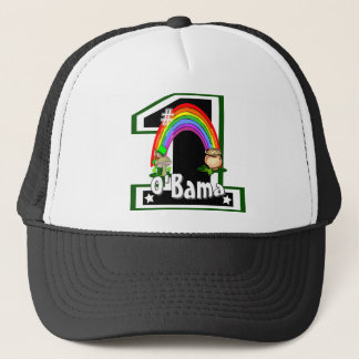 #1 Barack Obama Trucker Hat