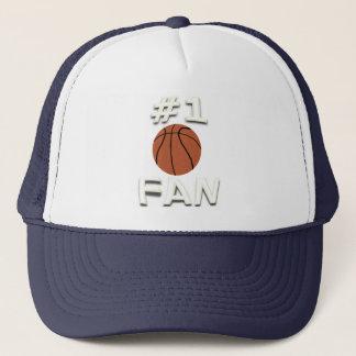 #1 Basketball Fan Hat