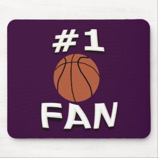 # 1 Basketball Fan Mousepad