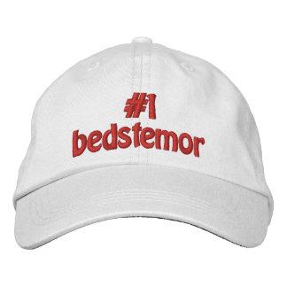 #1 Bedstemor Gorra De Beisbol Bordada