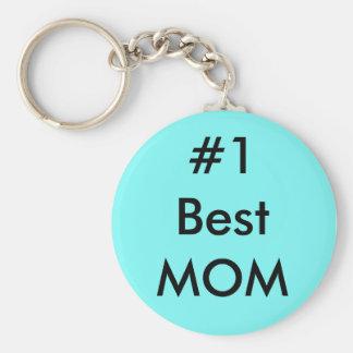 #1 Best MOm Keychain