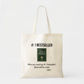 # 1 BESTSELLER - BIBLE BUDGET TOTE BAG