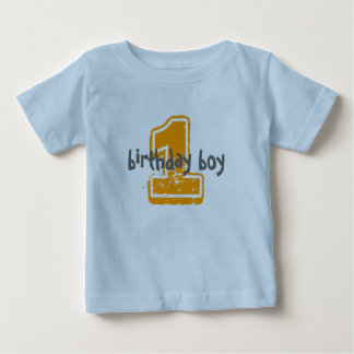 1, birthday boy baby T-Shirt